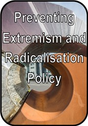Preventing Extremism and Radicalisation Policy Cover E